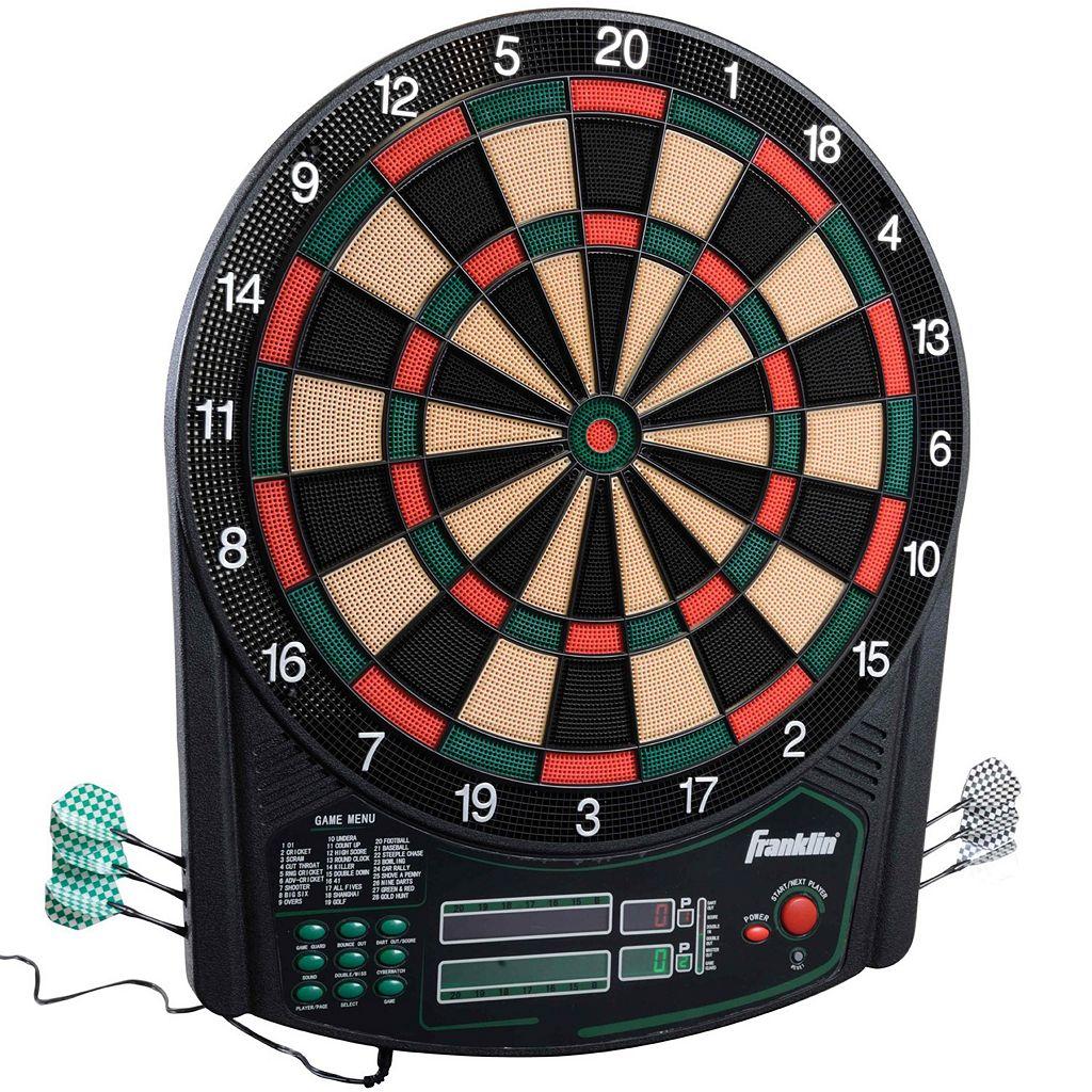 Franklin FS 6000 Electronic Dartboard