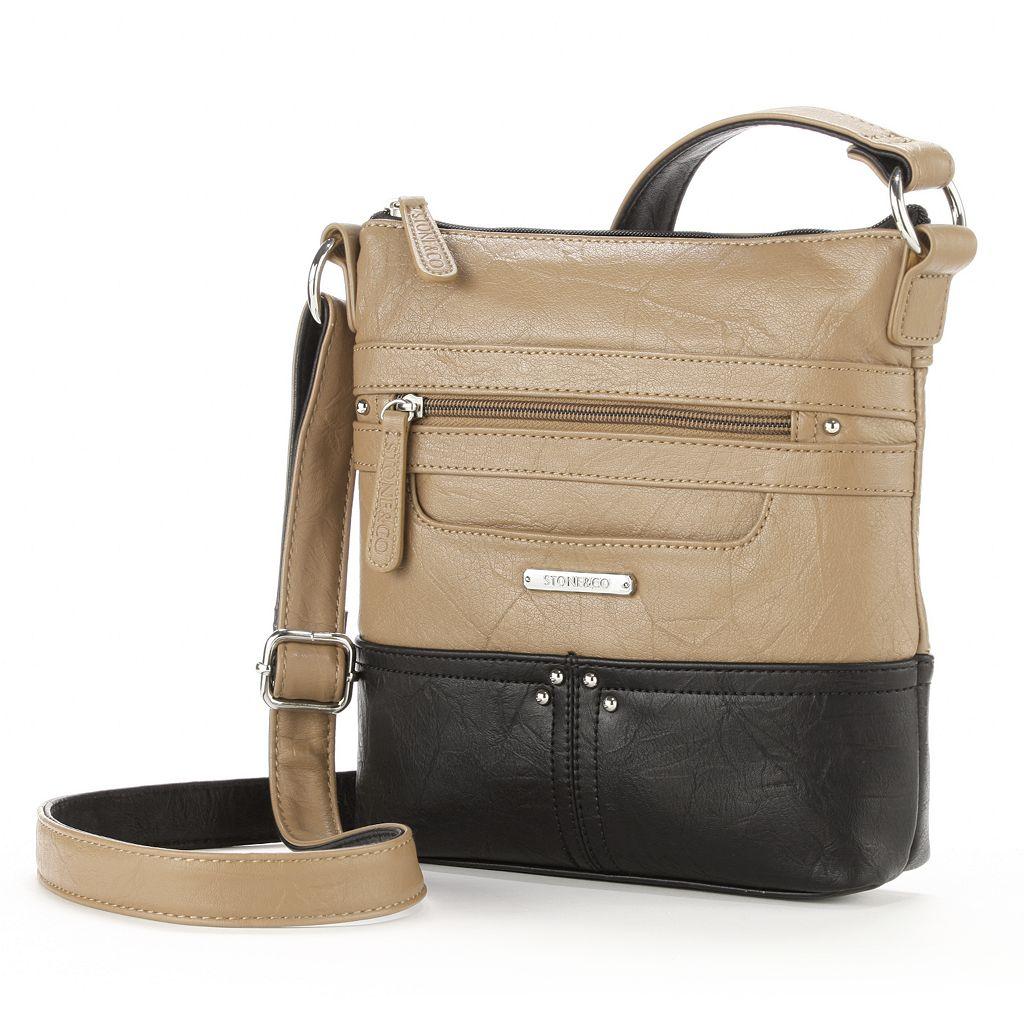 Stone & Co. Lydia Leather Crossbody Bag
