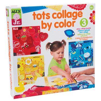 ALEX Jr. Tots Collage by Color