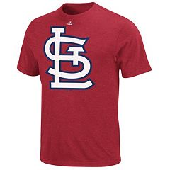 Majestic St. Louis Cardinals Cooperstown Tee - Men