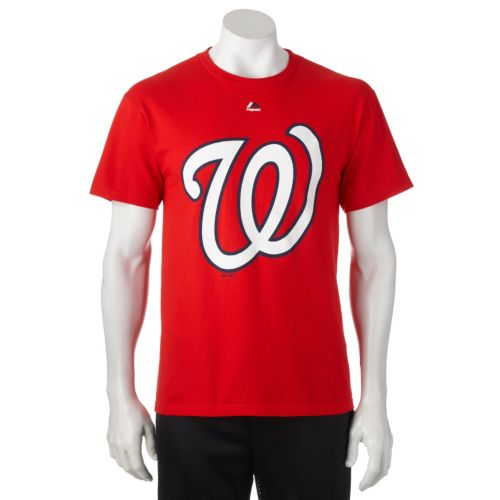 Majestic Washington Nationals Cooperstown Tee – Men
