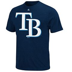 Majestic Tampa Bay Rays Cooperstown Tee - Men
