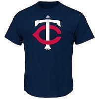 Majestic Minnesota Twins Cooperstown Tee - Men