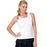 Women's Tail Dolly Tennis Tank
