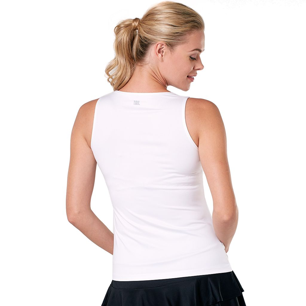 Women's Tail Dolly Tennis Tank