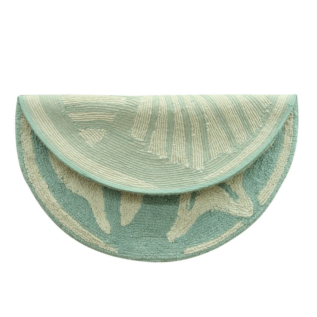 Coastal Moonlight Bath Rug