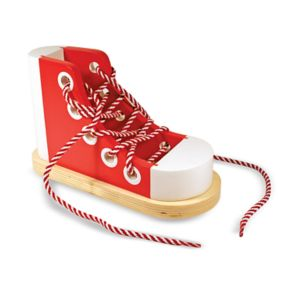 Melissa and Doug Lacing Shoe