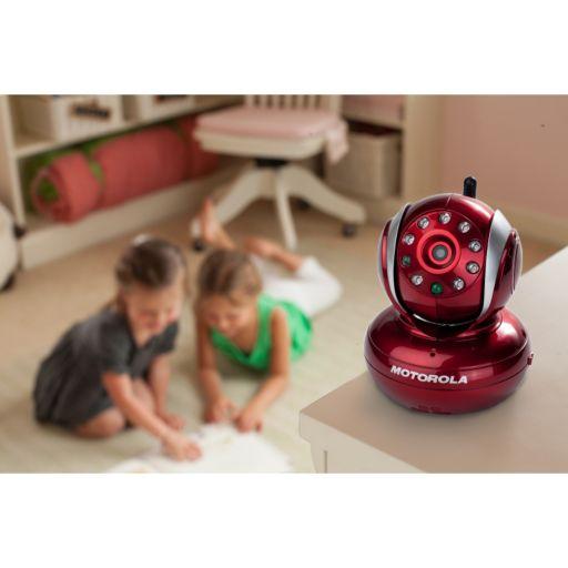 Motorola BLINK1 WiFi Remote Baby Video Monitor