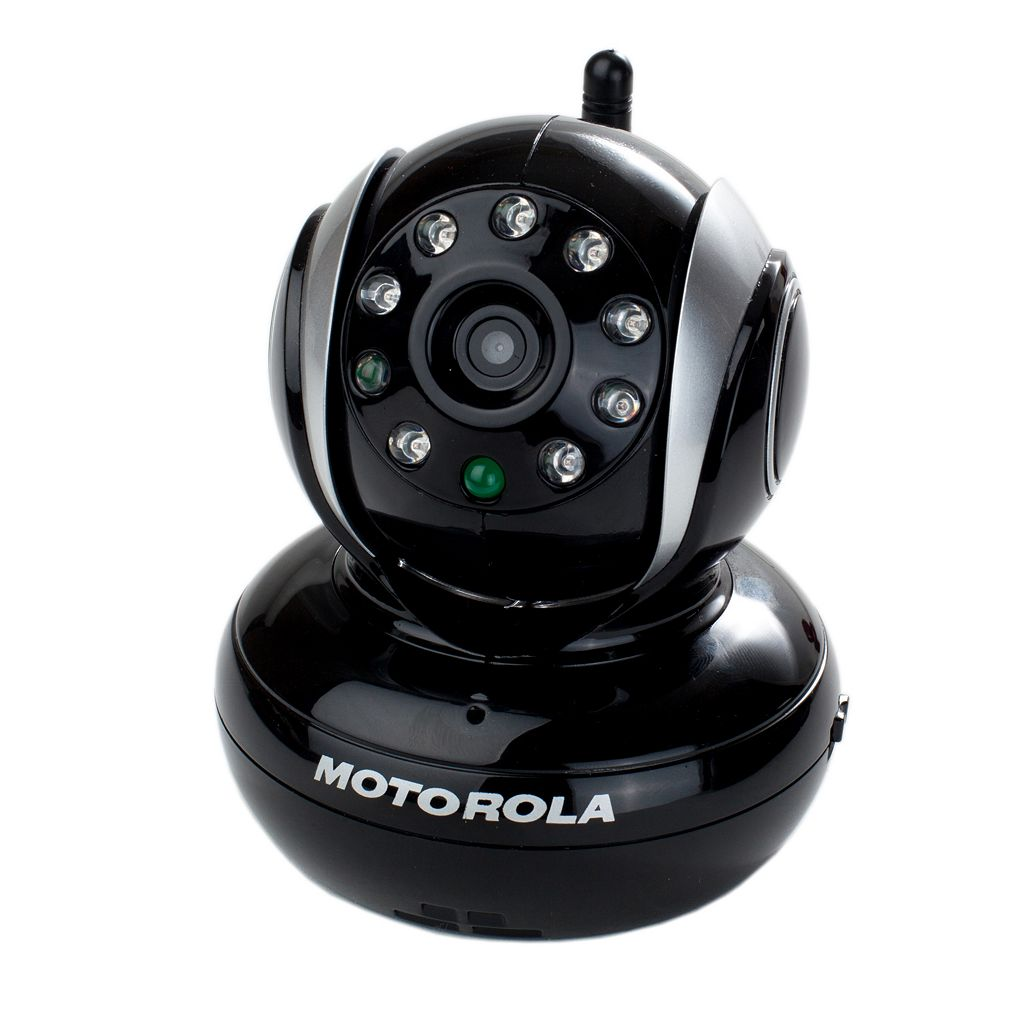 Motorola BLINK1 Wi-Fi Remote Baby Video Monitor