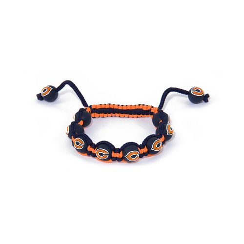 Chicago Bears Bead Bracelet
