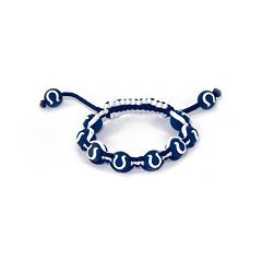 Indianapolis Colts Bead Bracelet