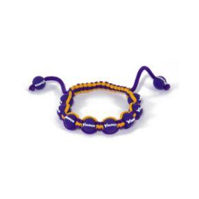 Minnesota Vikings Bead Bracelet