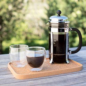 Bodum Chambord 8-Cup French Press Coffee Maker