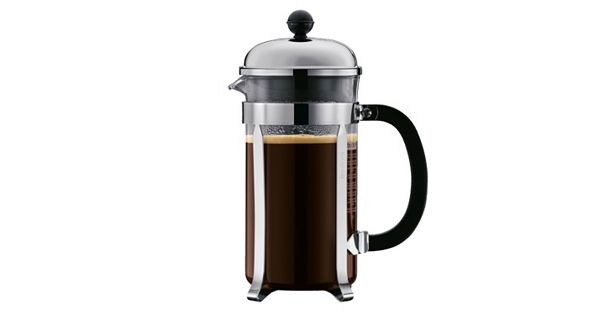 French Press Coffee Maker Cholesterol : Bodum Chambord 8-Cup French Press Coffee Maker