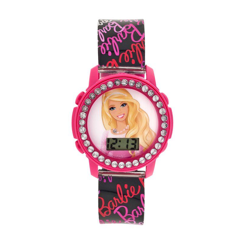 Barbie Watch - Kids' Digital (Pink/Black)