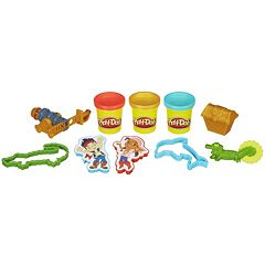 Disney Jake and the Never Land Pirates Play-Doh Treasure Creations Set by Hasbro