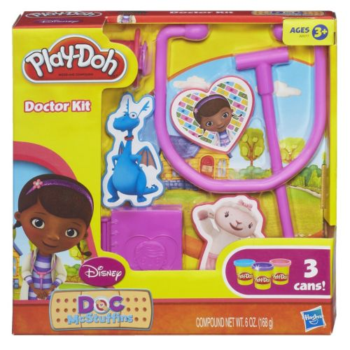 Disney Doc McStuffins Play-Doh Doctor Kit by Hasbro