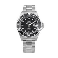Invicta Watch - Men's Pro Diver Stainless Steel Automatic