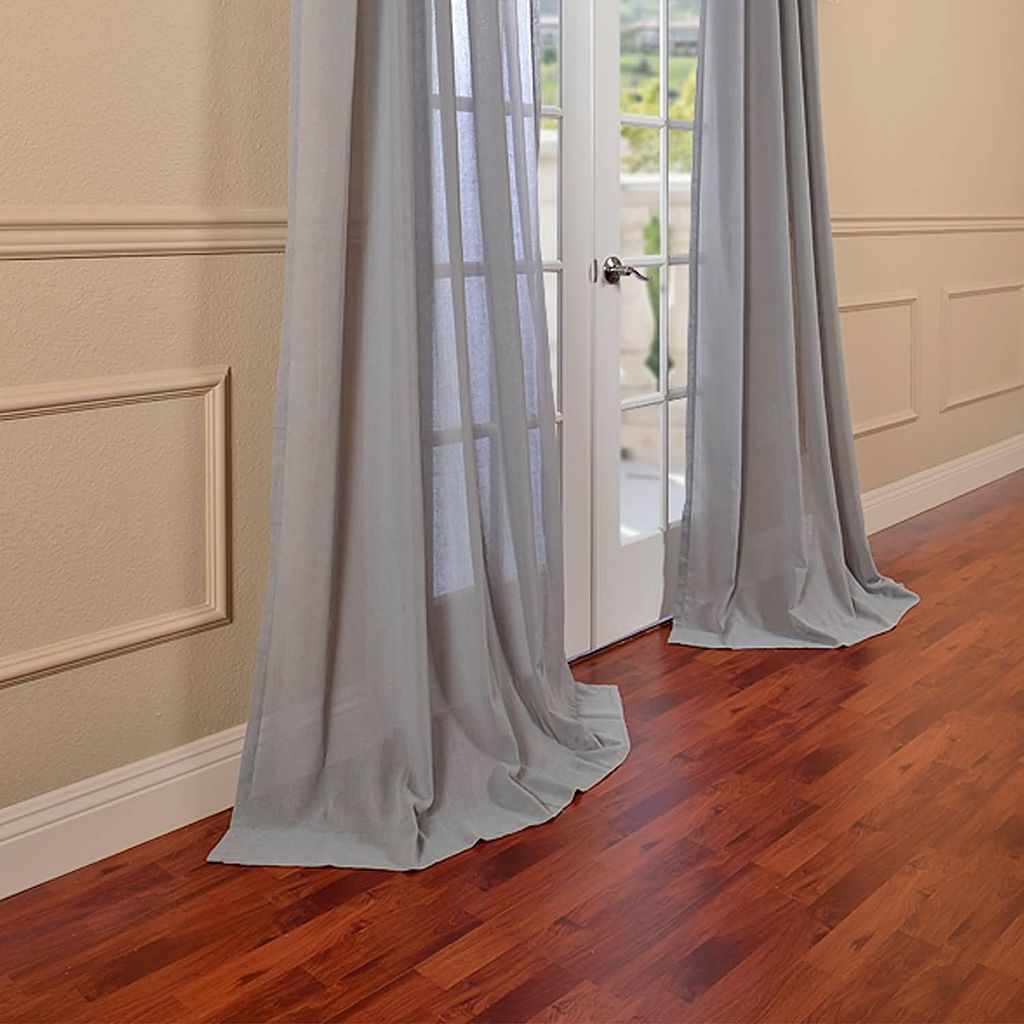 EFF Solid Sheer Window Panel - 50'' x 96''