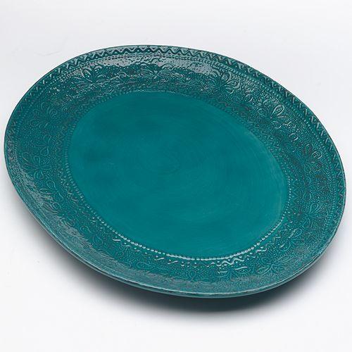 Bobby Flay™ Pamplona Oval Platter