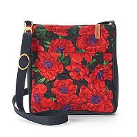 Donna Sharp Hipster Crossbody Bag
