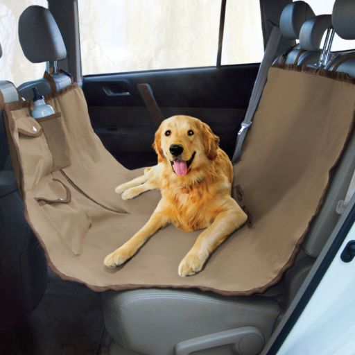 Yes Pets Waterproof Hammock Back Seat Cover