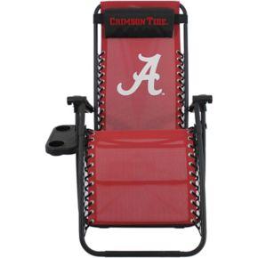 College Covers Alabama Crimson Tide Zero Gravity Chair