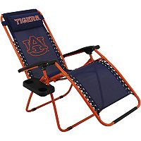 College Covers Auburn Tigers Zero Gravity Chair