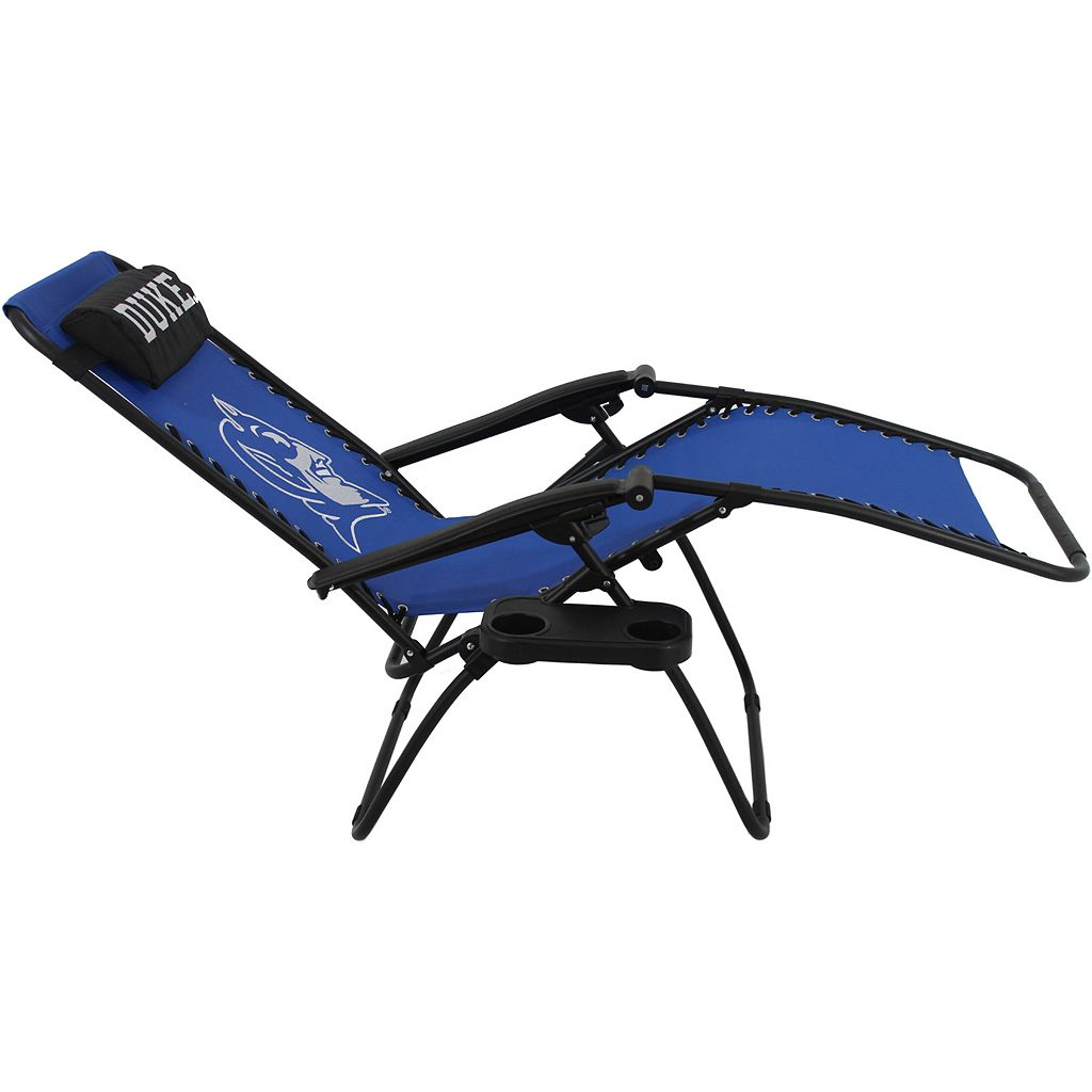 College Covers Duke Blue Devils Zero Gravity Chair
