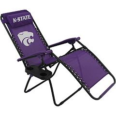 College Covers Kansas State Wildcats Zero Gravity Chair