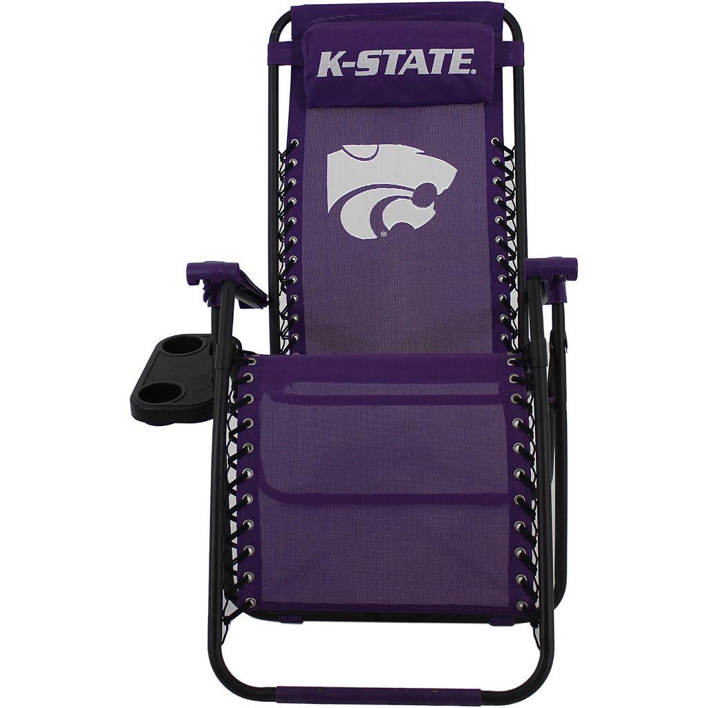 College Covers Kansas State Wildcats Zero Gravity Chair