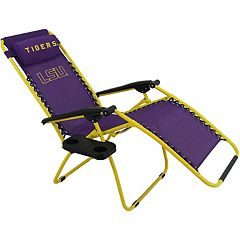 College Covers LSU Tigers Zero Gravity Chair