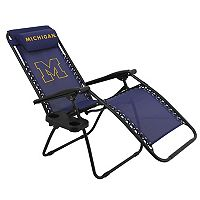 College Covers Michigan Wolverines Zero Gravity Chair