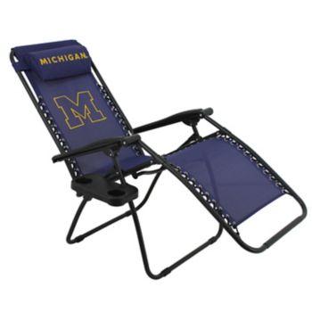 College Covers Michigan Wolverines Zero Gravity Chair