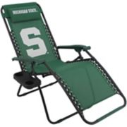 College Covers Michigan State Spartans Zero Gravity Chair