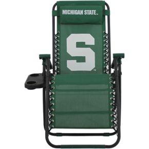 College Covers Michigan State Spartans Zero Gravity Chair