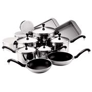 Farberware Classic Series 17 pc Cookware Set