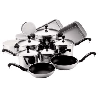 Farberware Classic Series 17-pc. Cookware Set