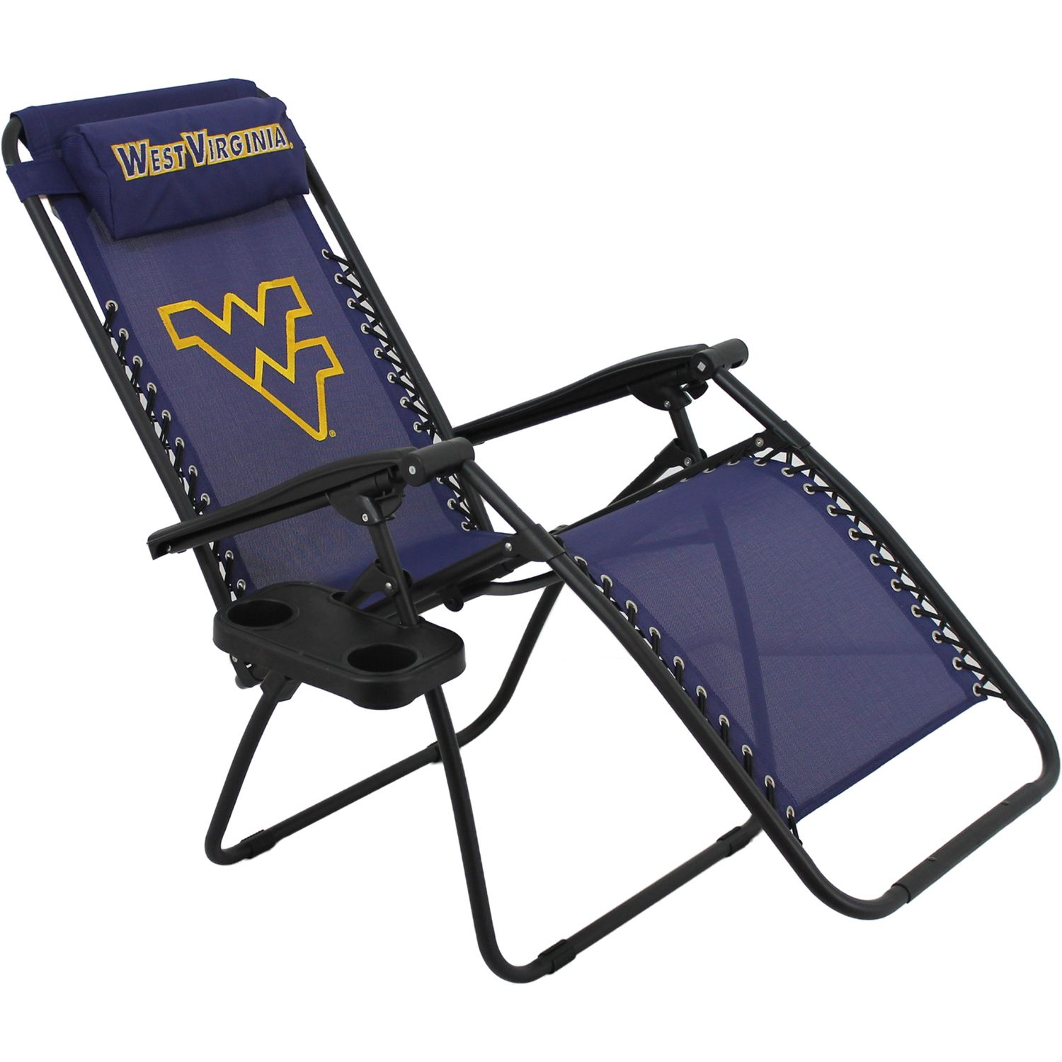 college covers west virginia zero gravity chair