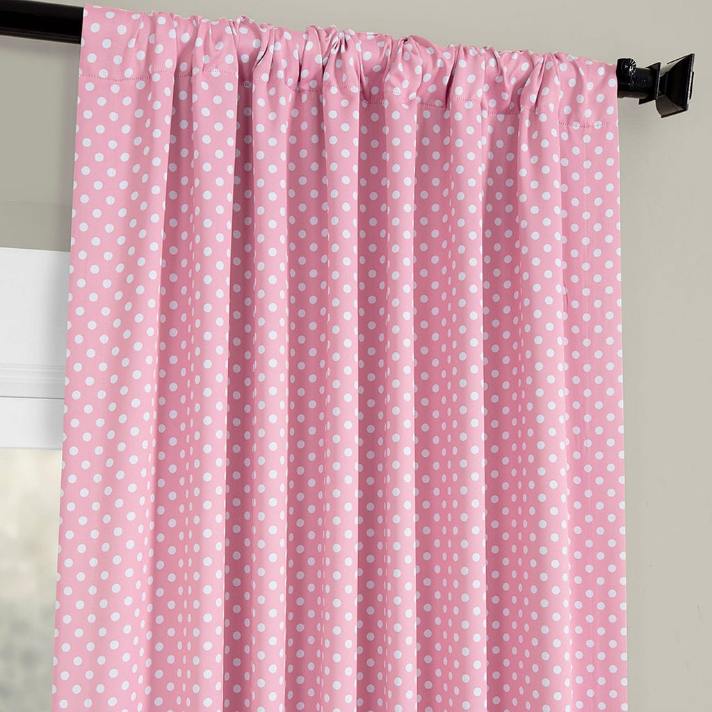 EFF Polka-Dot Blackout Window Panel