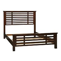 Cabin Creek 3-pc. King Headboard, Footboard & Bed Frame Set