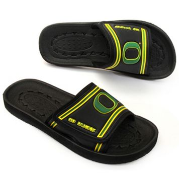 Oregon Ducks Slide Sandals - Youth