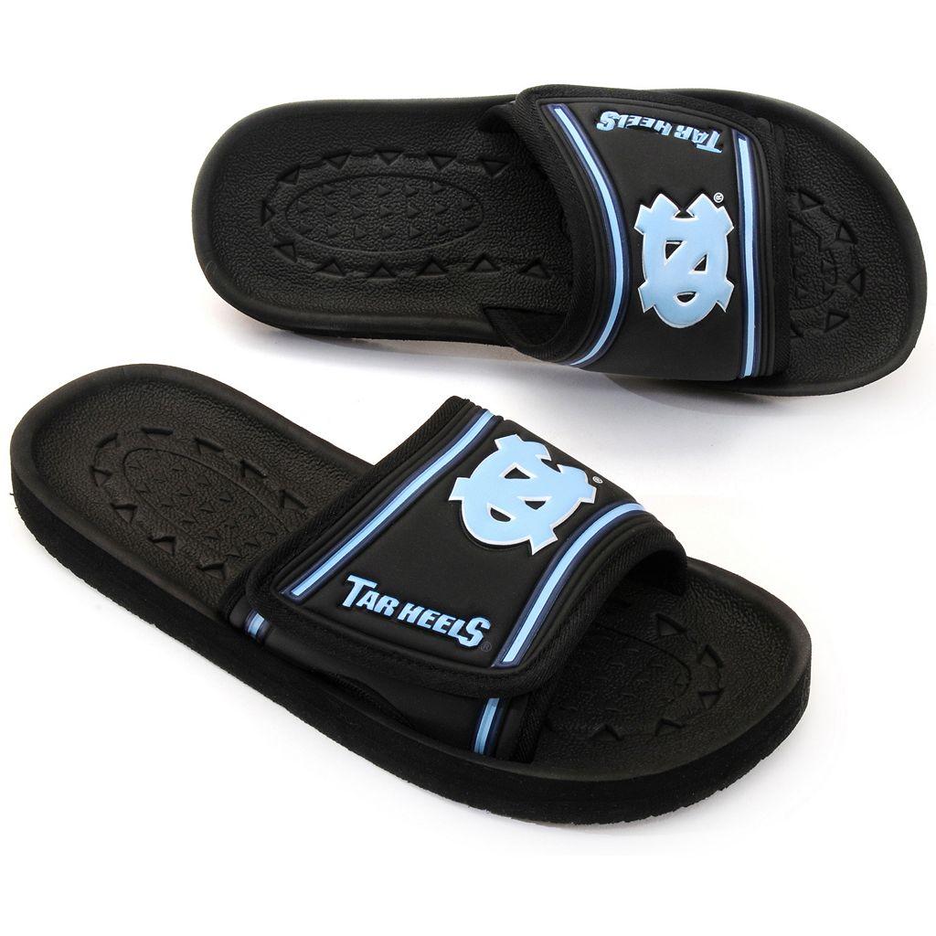 Youth North Carolina Tar Heels Slide Sandals