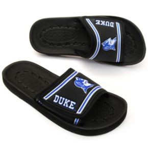 Duke Blue Devils Slide Sandals - Youth
