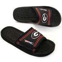 Youth Georgia Bulldogs Slide Sandals