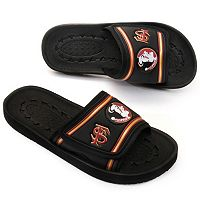 Youth Florida State Seminoles Slide Sandals