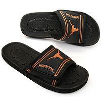 Youth Texas Longhorns Slide Sandals