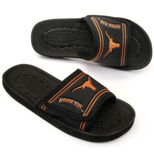 Youth Texas Longhorns Slide Sandals