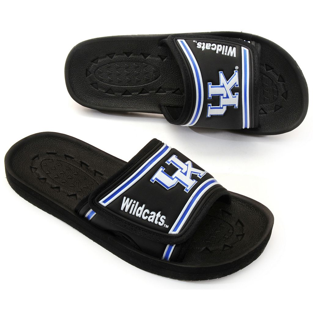 Youth Kentucky Wildcats Slide Sandals