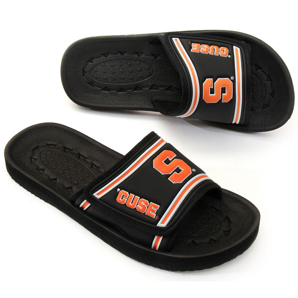 Youth Syracuse Orange Slide Sandals